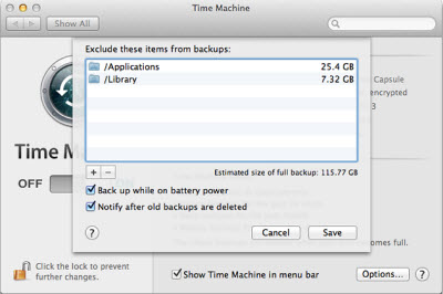 What is time machine on Mac