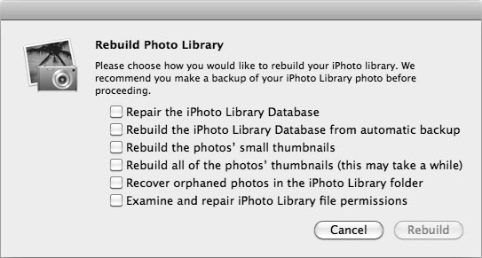 recover photos from iphoto
