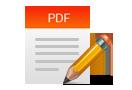 Edit PDF Texts