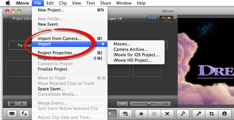 Como girar um vdeo no imovie iphoto rotate movie ccuart Images