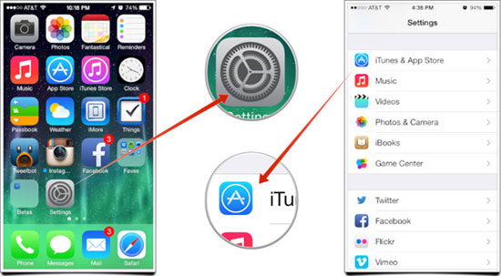 how to get itunes to recognize ipod touch