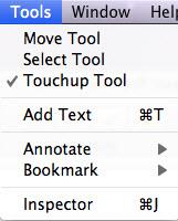 add bookmark to pdf
