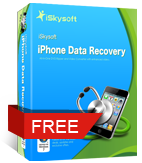 iPhone data recovery freeware