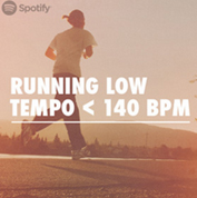 Running Low Tempo