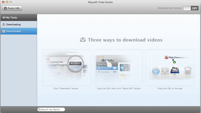 YouTube to MP4 Converter Mac